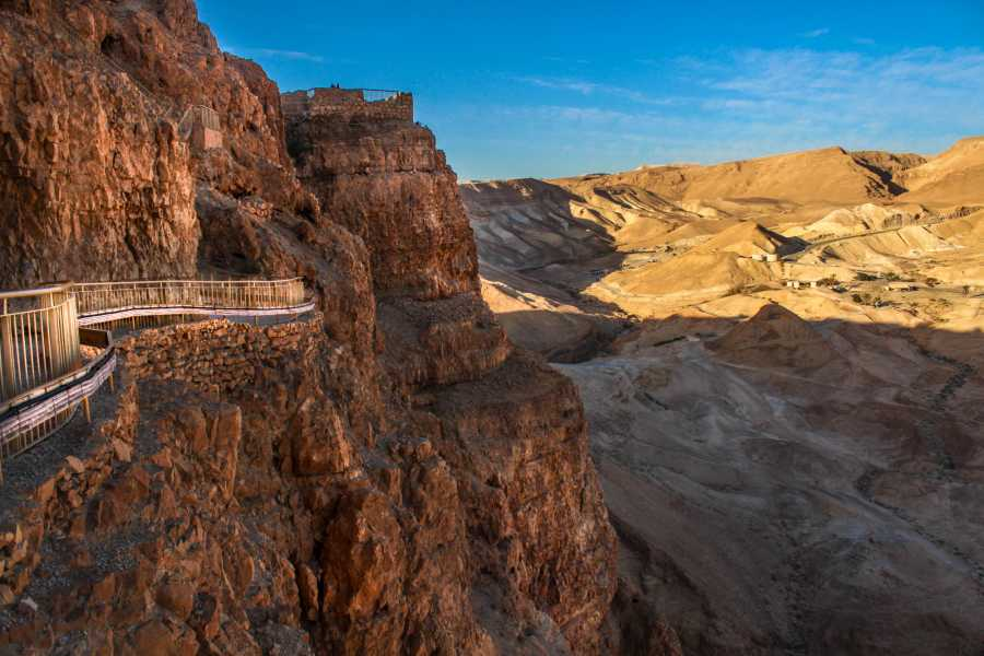 Wild-Trails Private Masada Tour