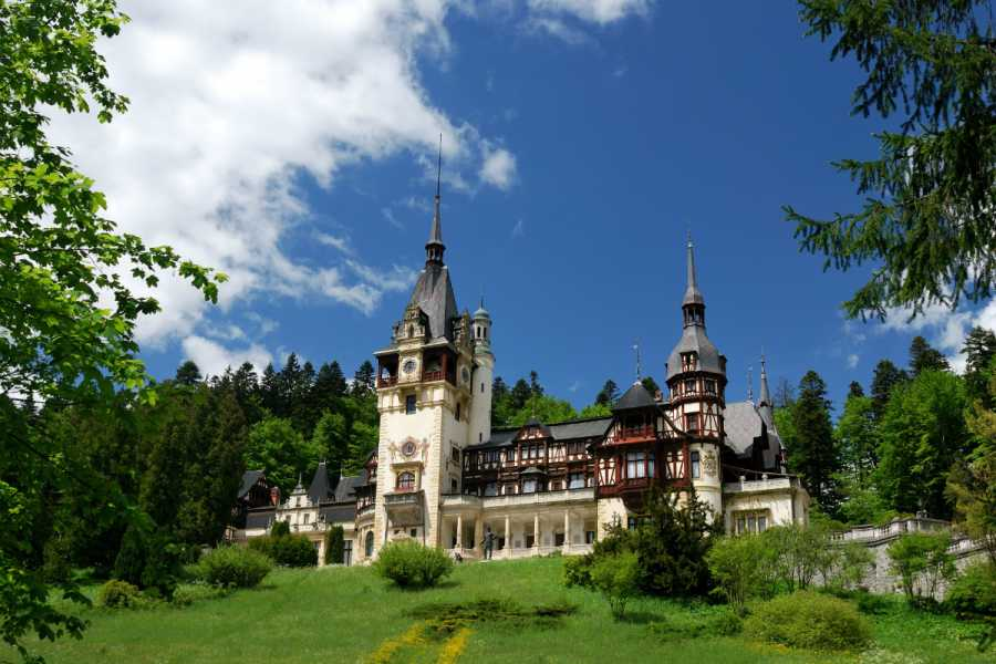 TravelMaker Transylvania Break - shared - 2 days