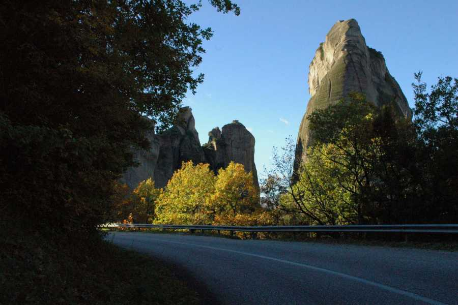 Grekaddict Meteora Biking Day Tour