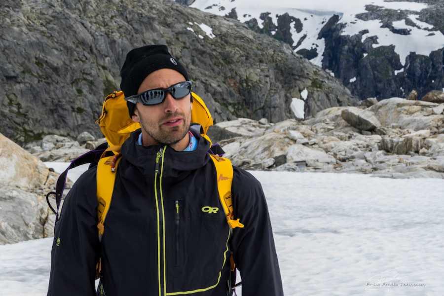 Norway Insight Guidet bretur på Folgefonna
