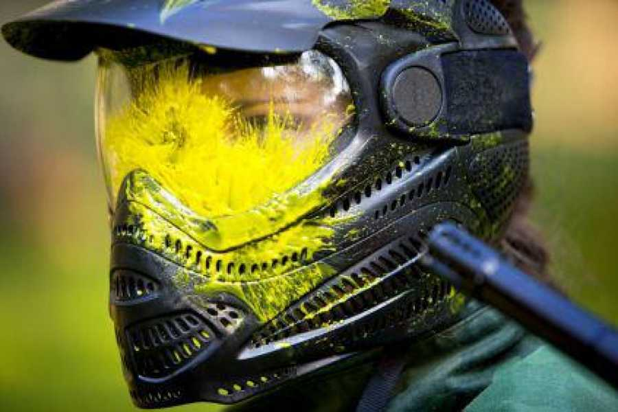 Lucca Adventure Sport Paintball Campo Boschivo