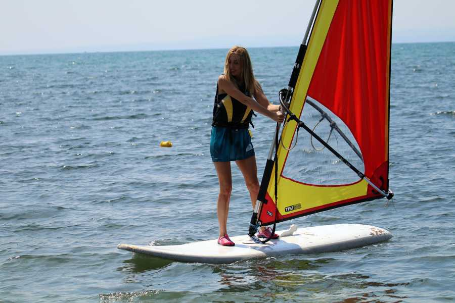 Grekaddict Windsurfing lesson in Thessaloniki