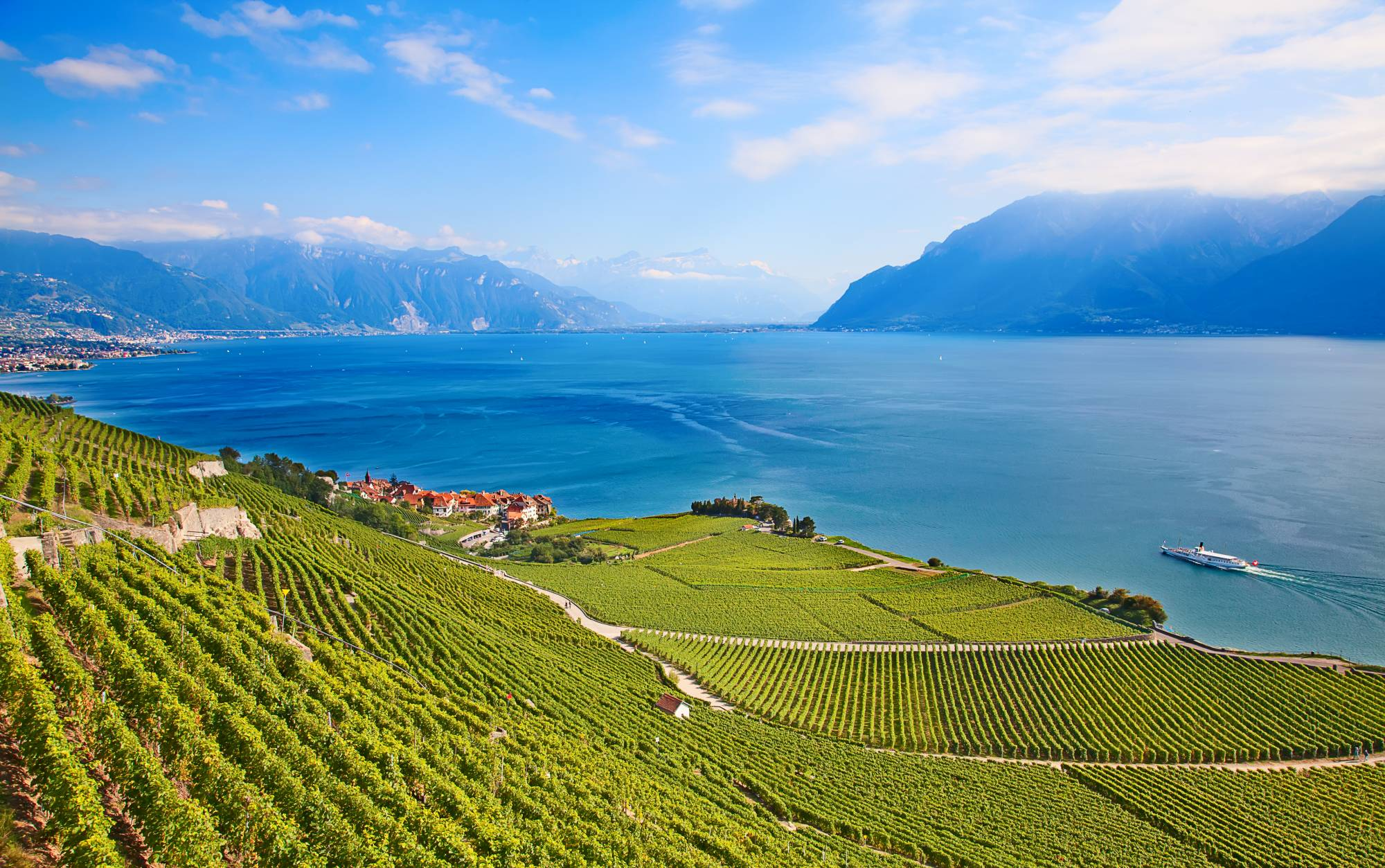 Swiss Riviera Tour - GVA Excursions
