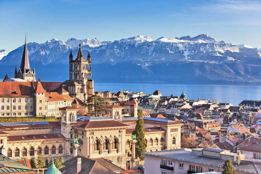 GVA Excursions Swiss Riviera Tour