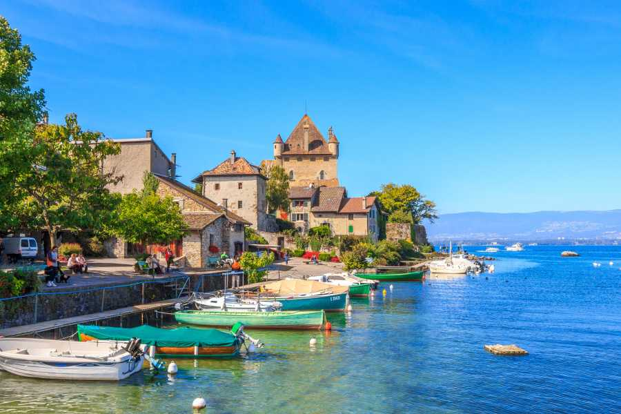 GVA Excursions Yvoire & Evian Day Trip