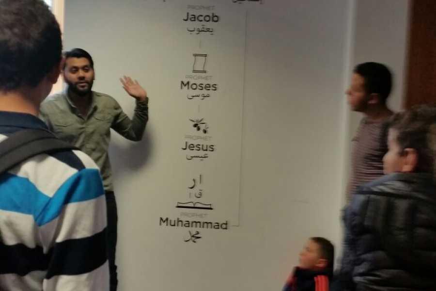 Muslim History Tours Whitechapel