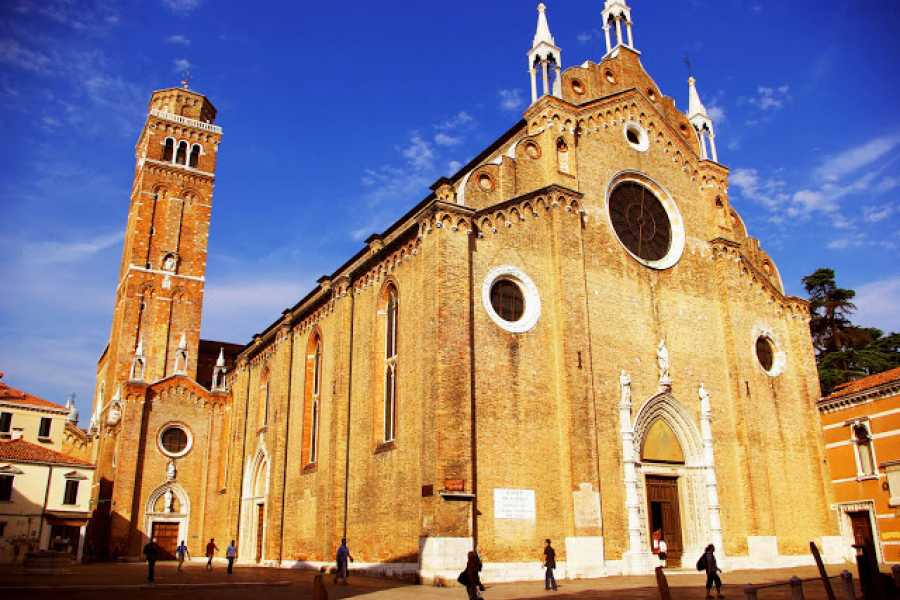 Venice Tours srl Rialto (the ancient Wall street) and the Basilica of Frari (skip the line)
