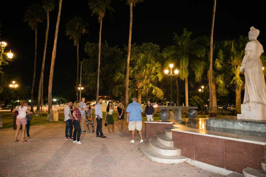 Aruba Downtown Walking Tours Fusion of the World Food Tour