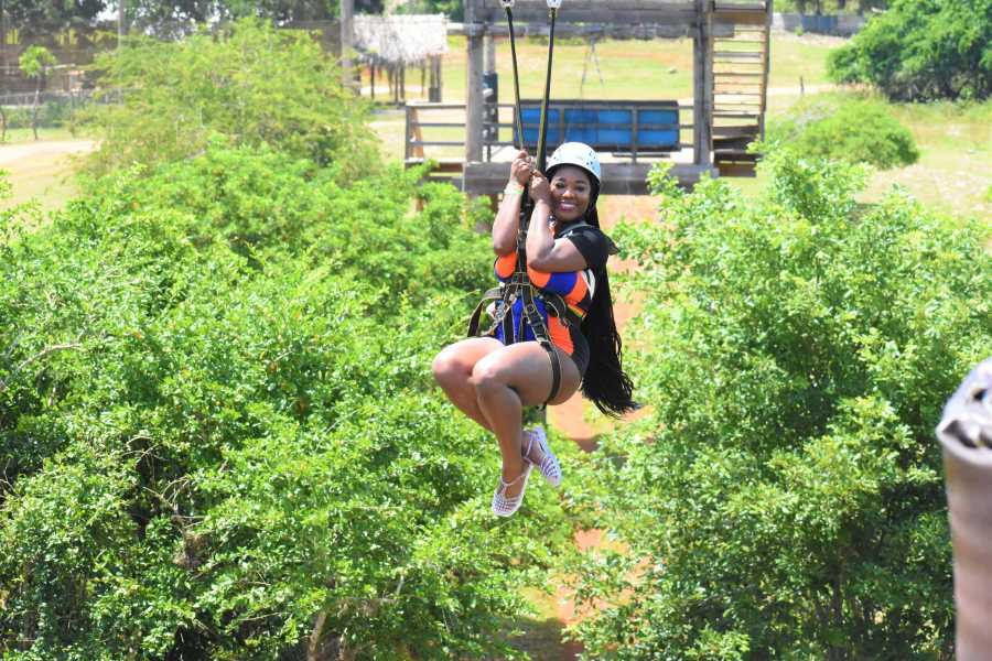 Jamwest Motorsports and Adventure Park Super Deal - ATV + Horse Back + Zipline
