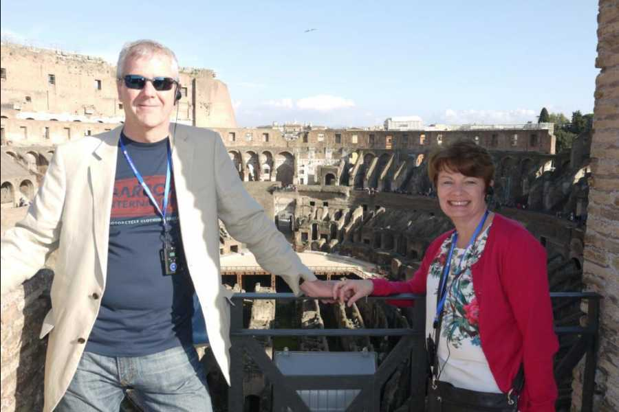 Real Rome Tours Cruise Rome in a Day - Walking Tour with Return Transfers