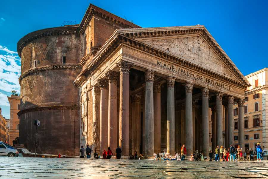 Real Rome Tours Cruise Rome in a Day with Transportation