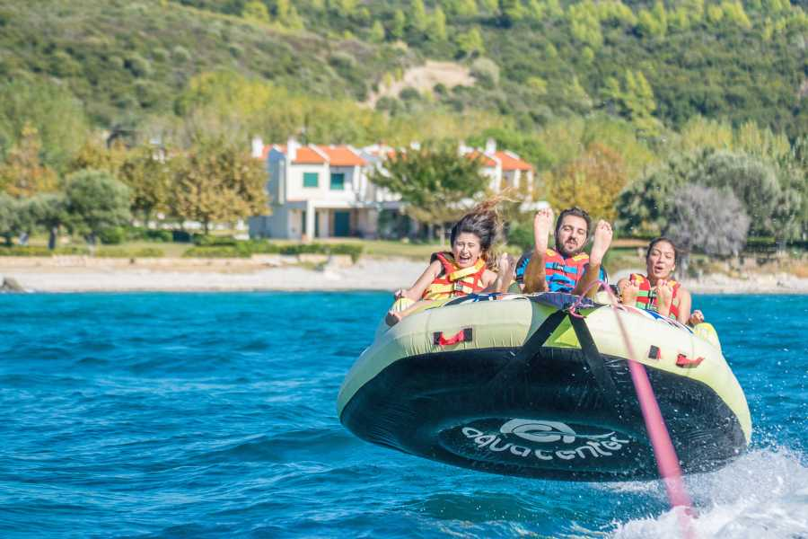 Grekaddict Combo Water Sport Activity Package in Sarti