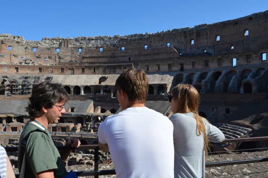 Real Rome Tours VIP Ancient Rome & Colosseum Underground Private Tour