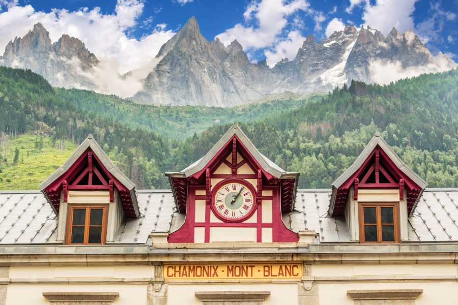 GVA Excursions Chamonix Mont-Blanc Shared Day Trip
