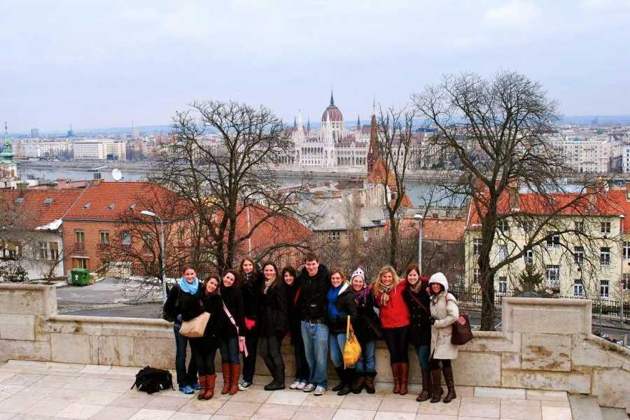 Bus2Alps AG Rome 2 Budapest
