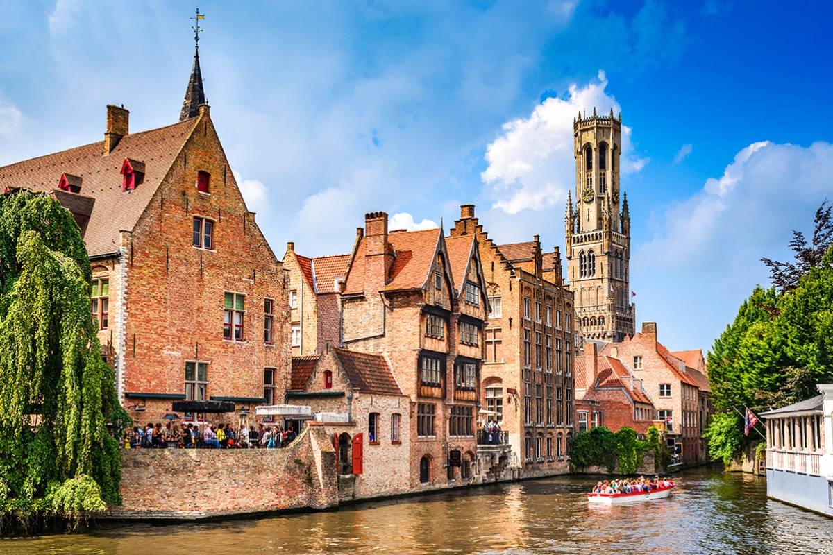 SANDEMANs NEW Brussels Tours Tour de Brujas