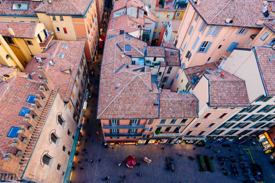 Bologna Welcome A CASA DI LUCIO