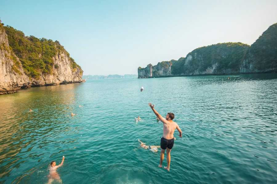 Friends Travel Vietnam Mon Cheri Cruise | 2D1N Lan Ha Bay