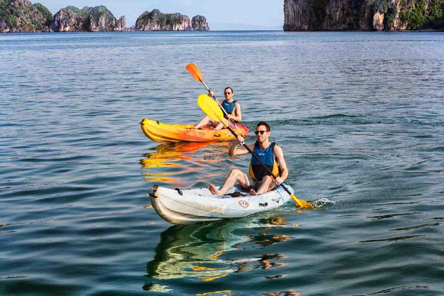 Friends Travel Vietnam Mon Cheri Cruise | 2D1N Halong Bay