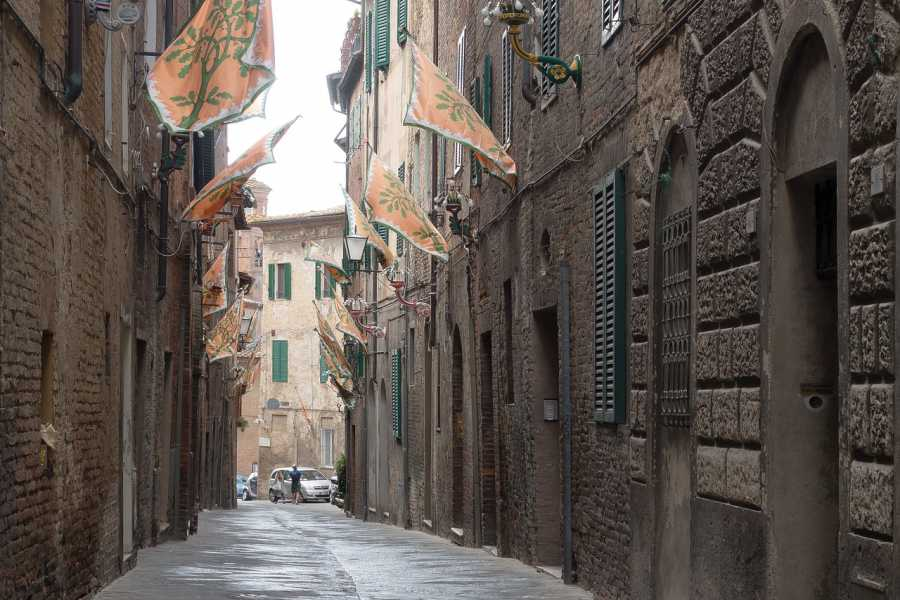 Keys of Florence The Secret of Siena Walking Tour