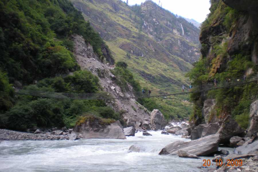 Absolute Adventure Annapurna Circuit
