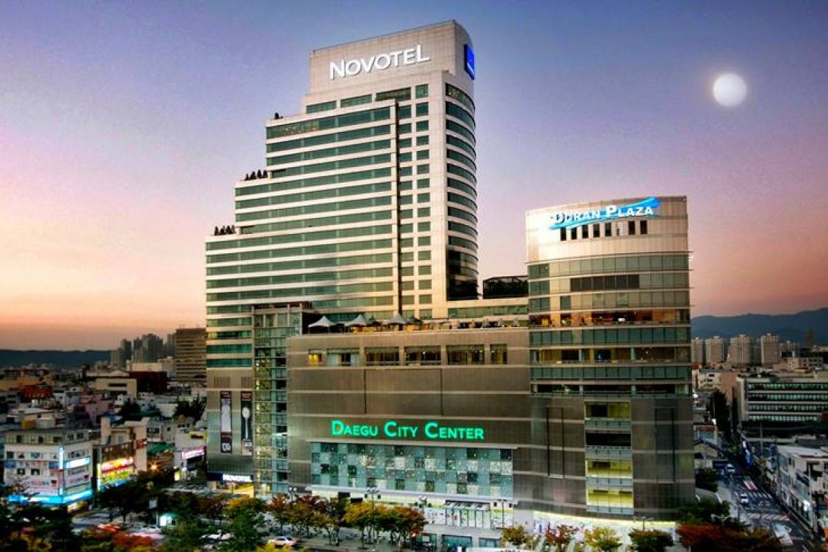 HanaTour ITC Round Korea 7days(Saturday departure)