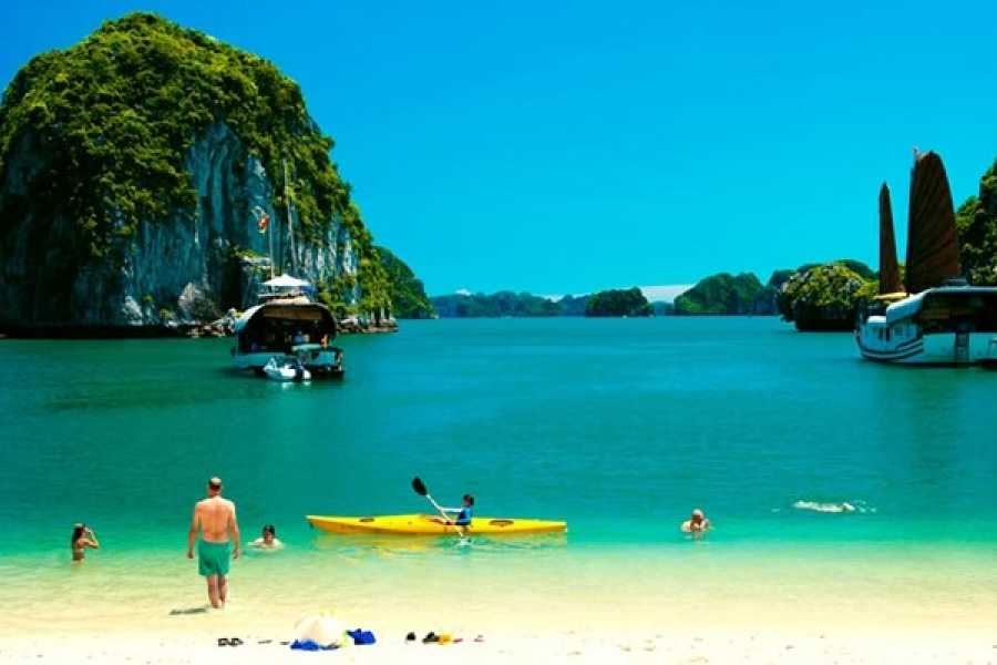 Friends Travel Vietnam Mon Cheri Cruise | 3D2N Halong Bay