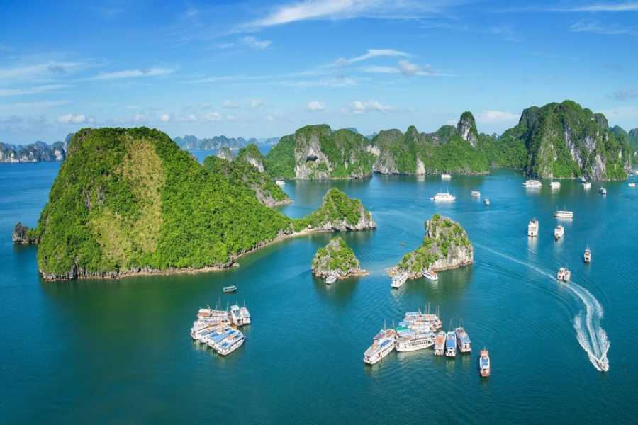 Friends Travel Vietnam Mon Cheri Cruise | 3D2N Lan Ha Bay