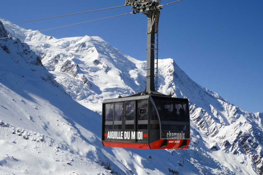 GVA Excursions Chamonix Mont-Blanc Private Day Trip