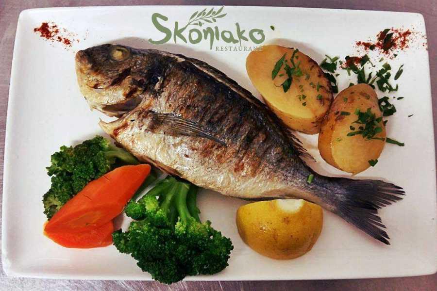 Destination Platanias Skoniako Restaurant