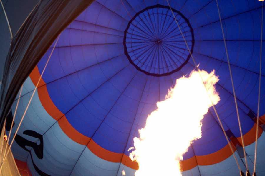 Grekaddict Hot Air Balloon Tour at Olympus