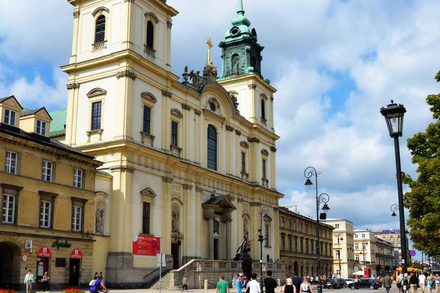 One Day Tour Warszawa w pigułce