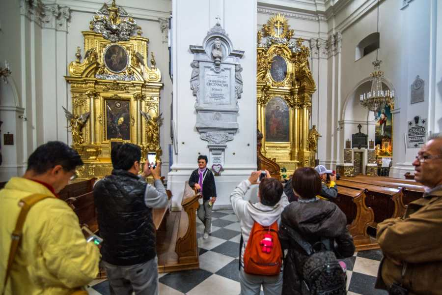 One Day Tour Ciekawostki i symbole Warszawy