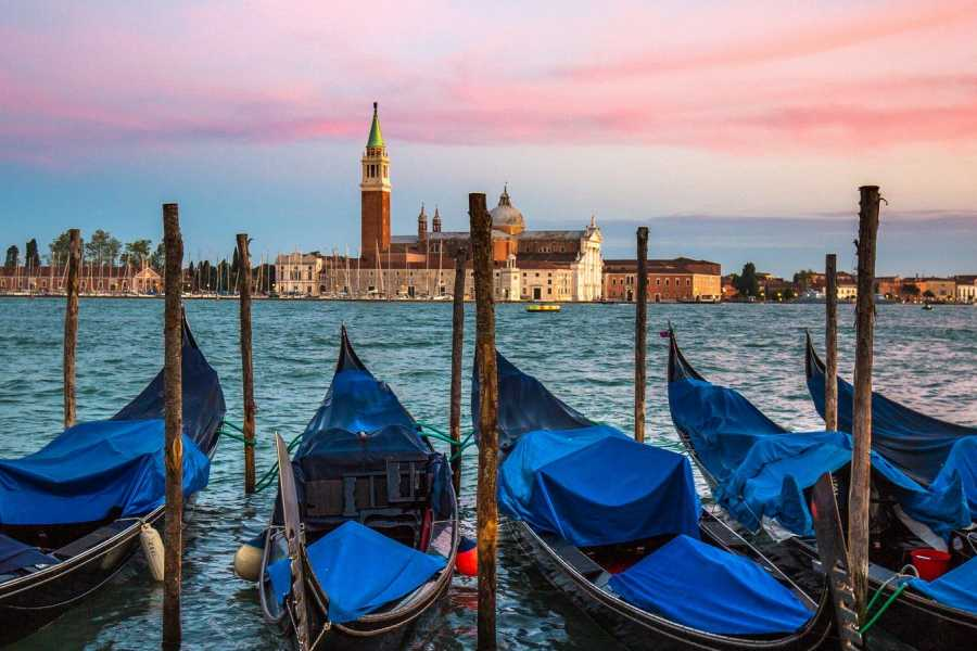 Venice Tours srl Heart of Venice: Doge Palace+ Golden Basilica+ Grand Canal by gondola + Panoramic tour