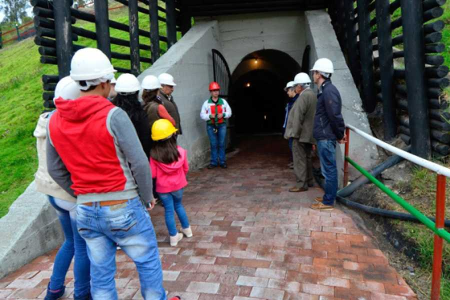 Medellin City Services Private half day tour to Nemocon salt cathedral
