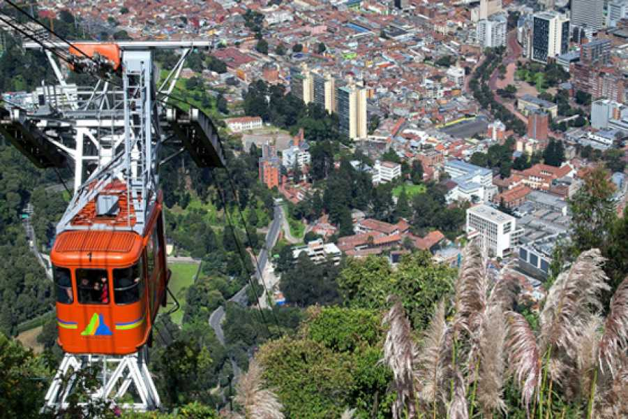 Medellin City Services Gold museum and Monserrate private half day tour