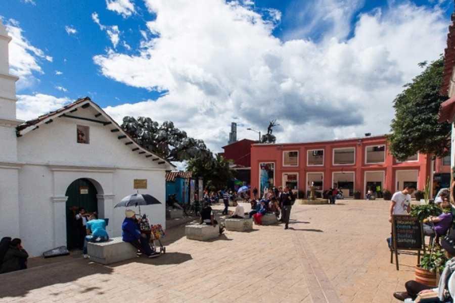 Medellin City Services Broad Bogota City Tour