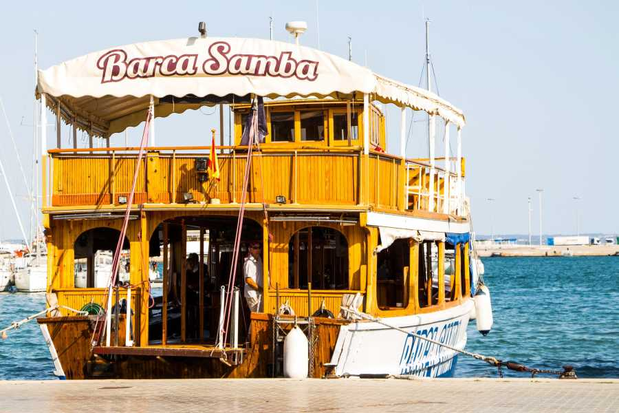Barca Samba Crucero relax