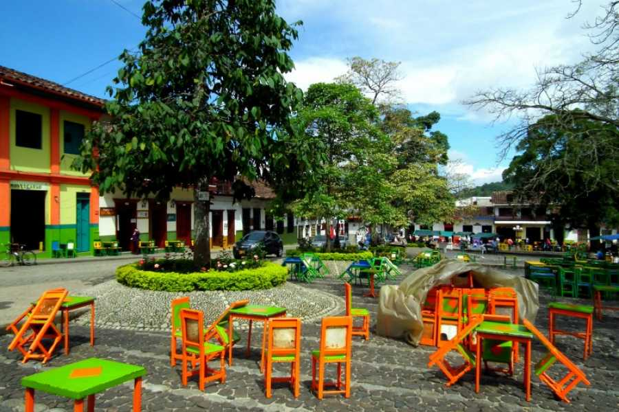 Medellin City Services 3 days Colonial Coffee trail
