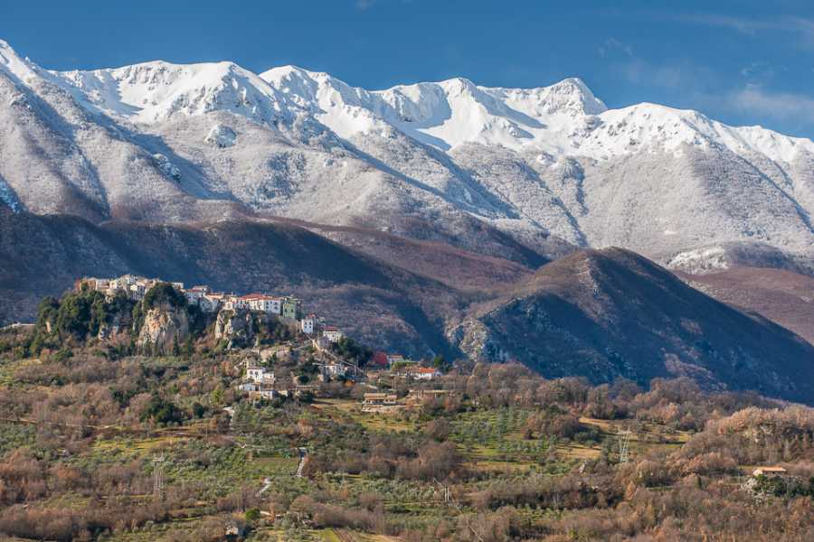 Wildlife Adventures New year in the wildest area of Abruzzo