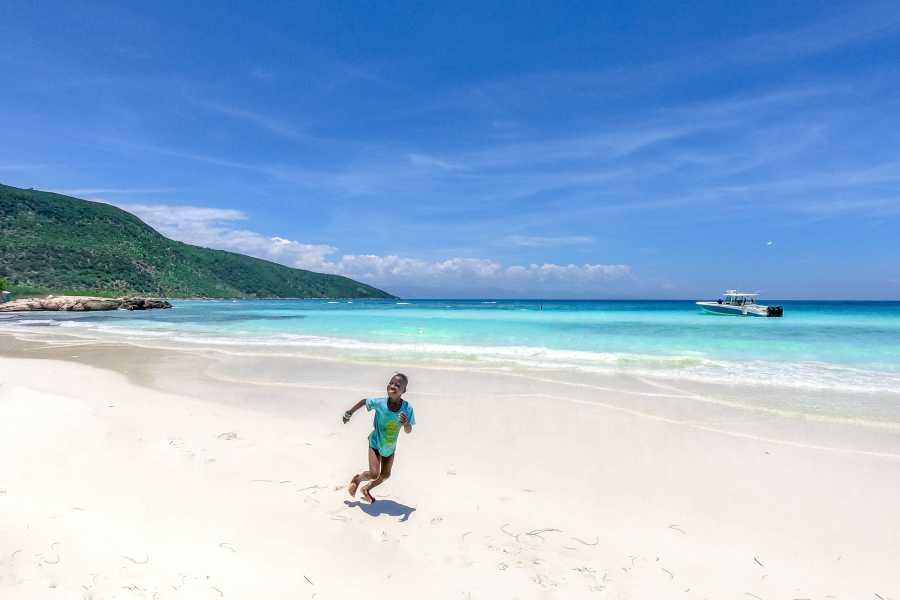 Marina Blue Haiti GRANDE BAIE EXCURSION EN BATEAU (La Gonâve)