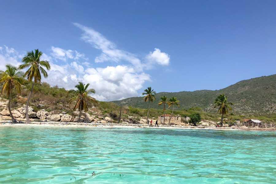 Marina Blue Haiti Grande Baie Boat Tour (La Gonave)