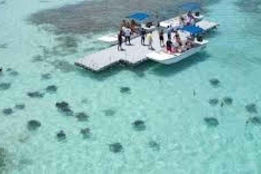Voyages Antigua Tours & Services Amazing Sea Adventure