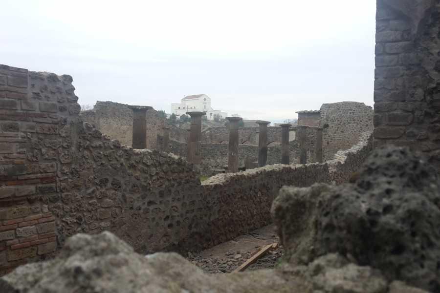 Campania Food & Travel Pompei un tuffo nella storia
