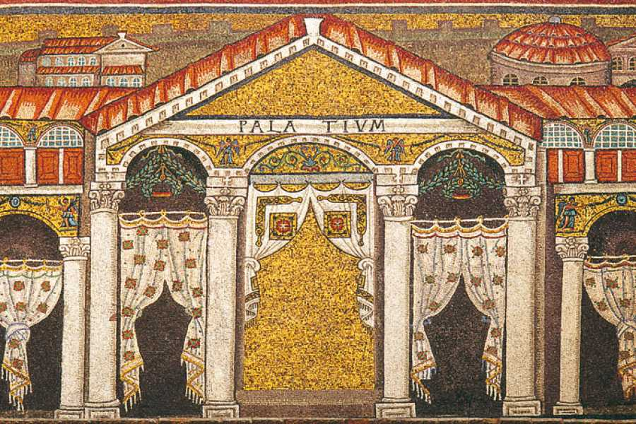 Ravenna Incoming Convention & Visitors Bureau Tessere di Mosaico - Guided Tour
