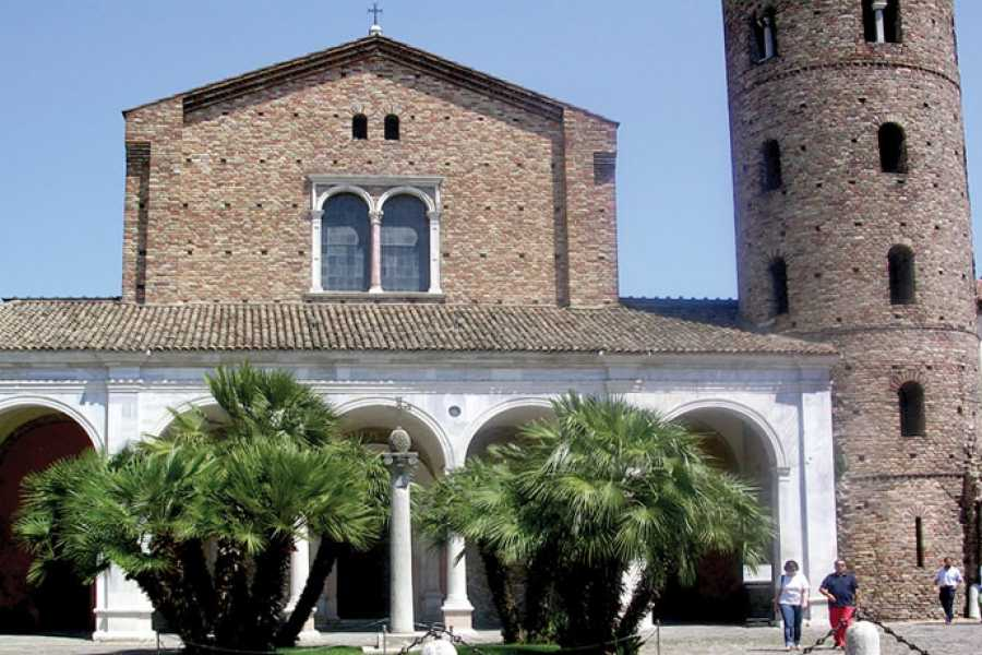 Ravenna Incoming Convention & Visitors Bureau Mosaiksteinchen – DIE TOURISTENFÜHRUNG