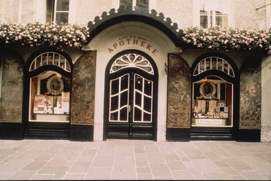 Kultur Tourismus Salzburg Öffentliche Fussführung durch die Salzburger Altstadt D/E