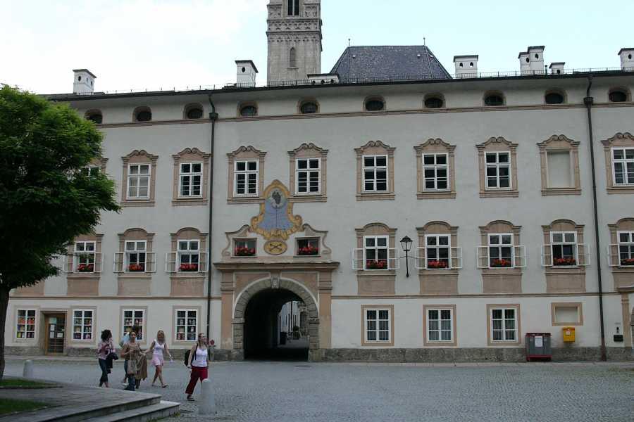 Kultur Tourismus Salzburg Öffentliche Fussführung Salzburger Altstadt