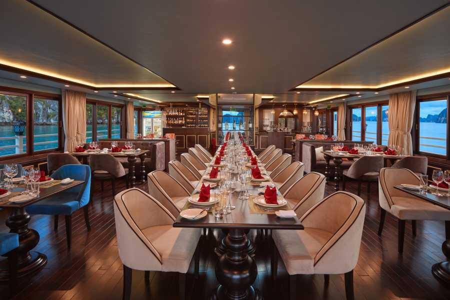 Vietnam 24h Tour Athena Cruise 2D1N