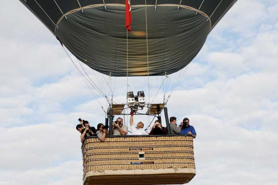 Grekaddict Hot Air Balloon Tour at Thessaloniki